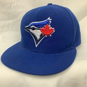 Toronto Blue Jays Baseball New Era cap hat Fitted